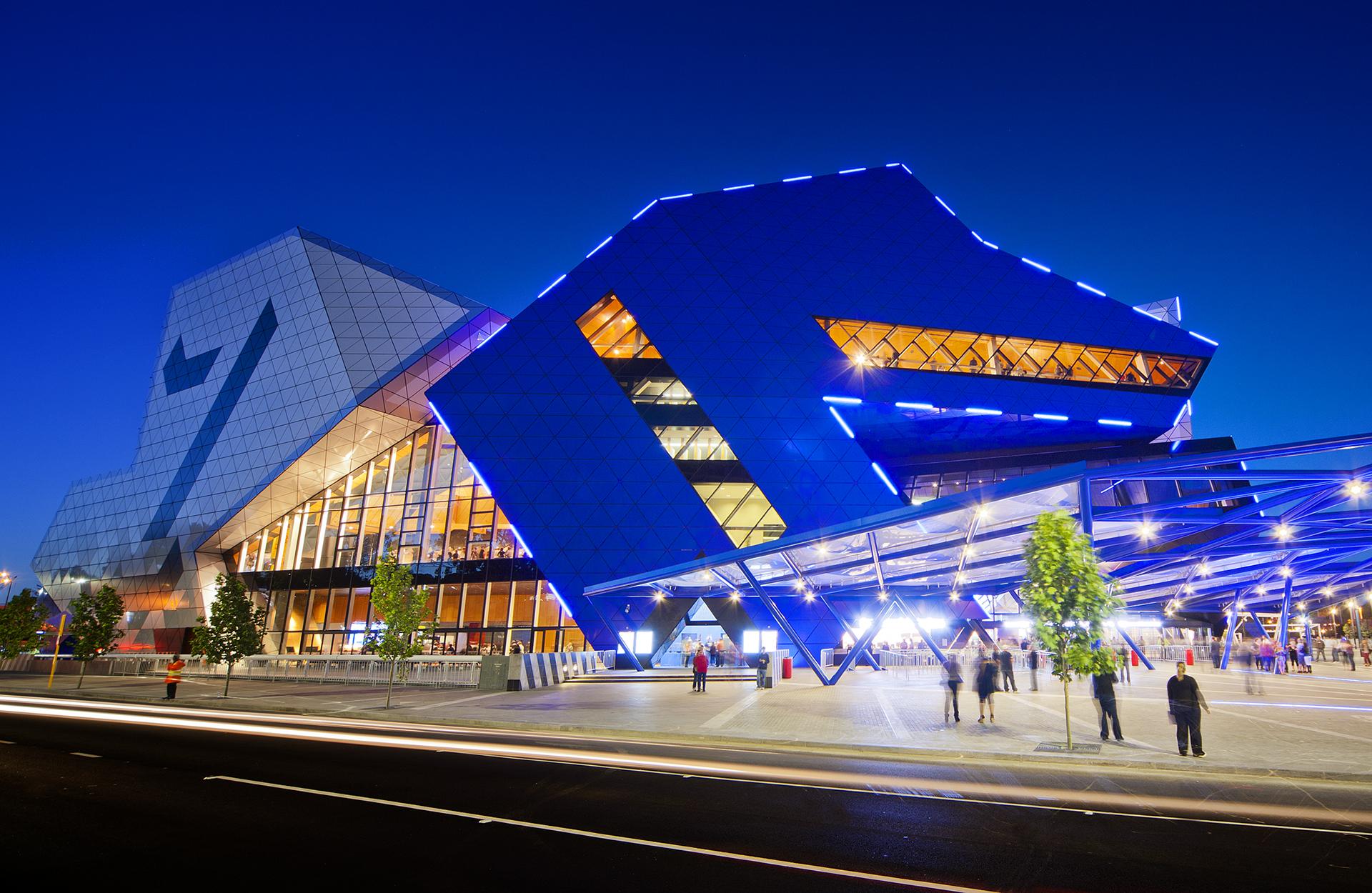 Perth Arena Perth Cameron Chisholm Nicol